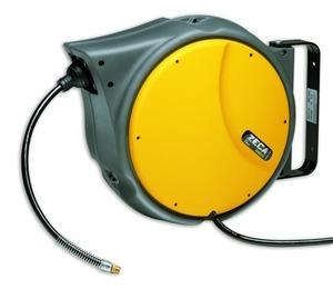 Катушка для раздачи воздуха/воды, закрытая пластиковая Zeca AM80/8