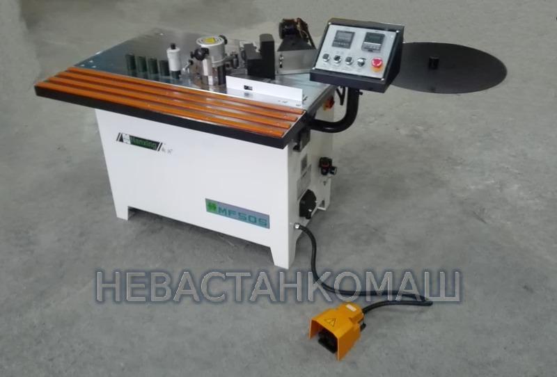 Кромкооблицовочный станок LTT MF50S, рис.1