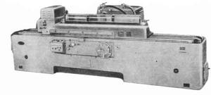 5886В - Резьбошлифовальный станок