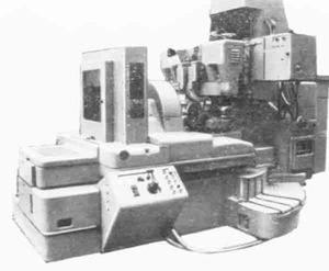 5853 - Полуавтоматы зубошлифовальные