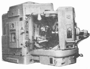 5871 - Полуавтоматы зубошлифовальные