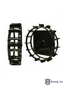 Металлические колеса D=380 мм для Husqvarna TF 338
