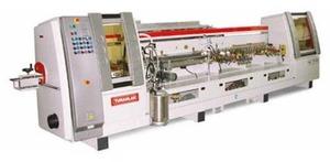 Оборудование для постформинга T-PF 590 - (Автомат, приклеивания пластика  на плитные материалы ) TURANLAR, Турция