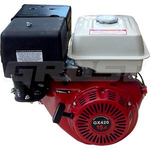 Двигатель бензиновый GX 420 (S тип)