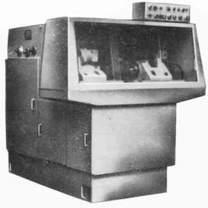 2982 - Полуавтоматы фрезерно-центровально -обточные