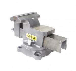 "Тиски слесарные STALEX ""Горилла"", 150 х 125 мм., 360°, 14,0 кг."