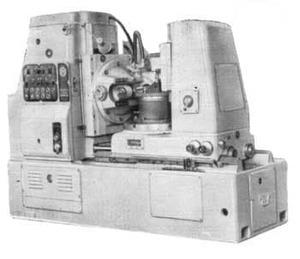 5М324А - Станки зубофрезерные