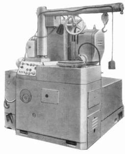 5Н582 - Полуавтоматы зубозакругляющие