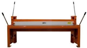 Гильотина ножная Stalex Q01-0.8X2500
