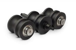 Набор роликов для круглой трубы 15 и 30 мм. для трубогиба Stalex HB-40