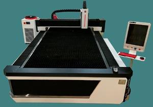 Оптоволоконный лазерный станок для резки металла LTT-3015C-1000