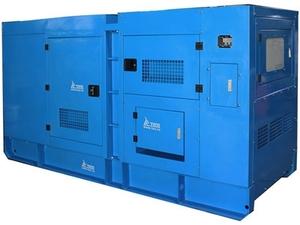 Дизельный генератор ТСС АД-75С-Т400-1РКМ19 в шумозащитном кожухе