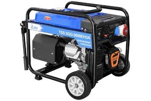Бензогенератор TSS SGG 9000 EH3A