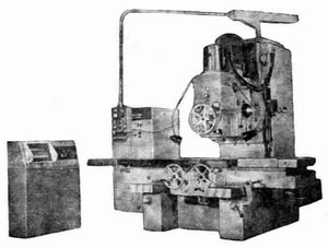 6560Ц - Станки вертикально-фрезерные с крестовым столом