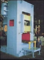 Пресс кривошипно-коленный холодного выдавливания АС-5100