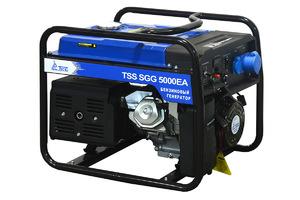 Бензогенератор TSS SGG 5000 EA
