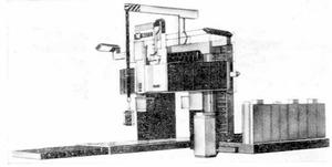 66К20ПМФ4- Станки продольно - фрезерные двухстоечные