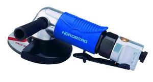 Угловая пневматическая шлифовальная машина Nordberg NP4705
