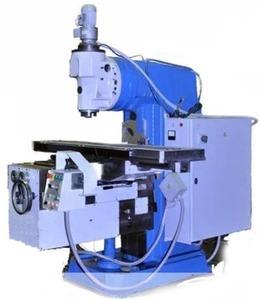 6ДМ13 - Вертикальный консольно-фрезерный станок (стол 400х1600 мм., Мощность 9 кВт.)