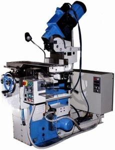 6ДМ80Ш - Широкоуниверсальный фрезерный станок (стол 320х800 мм., Мощность 6 кВт.)