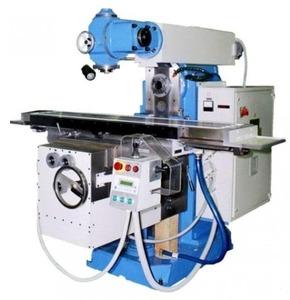 6ДМ82Ш - Широкоуниверсальный фрезерный станок (стол 400х1250 мм., Мощность 17,5 кВт.)