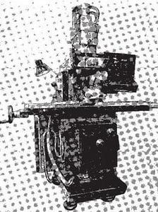 6Е80Ш - Станки горизонтально-фрезерные широкоуниверсальные