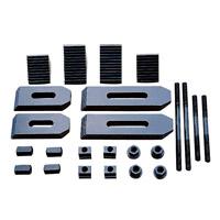 Комплект прижимов для 16 мм Т-образного паза(58 шт.)