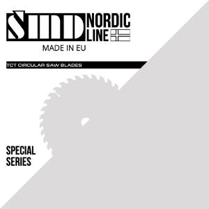 Подрезная пила SMD Ø 120 x 22 x 3,1-4,3 Z=24 KON