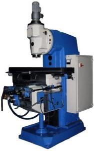 6К12 - Вертикальный консольно-фрезерный станок (стол 320х1250 мм., Мощность 5,5 кВт.)