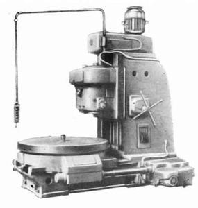 6М23В - Станки карусельно - фрезерные