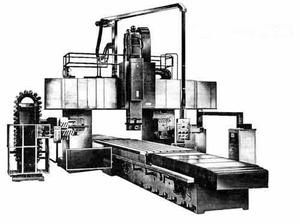 6М616МФ4 - Станки продольно - фрезерные двухстоечные