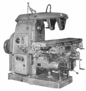 6М83- Станки горизонтально-фрезерные консольные универсальные