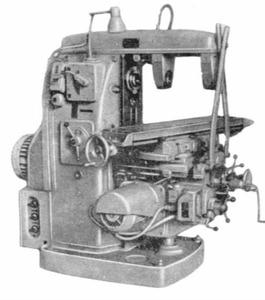 6Н81Д - Станки горизонтально-фрезерные консольные универсальные