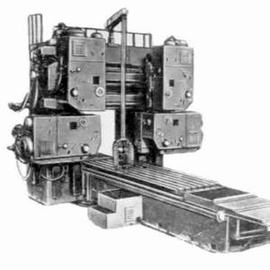 66К16ПМФ4- Станки продольно - фрезерные двухстоечные