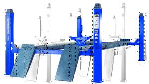Подъемник четырехстоечный Nordberg 4450J