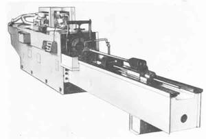 7534 - Полуавтоматы протяжно горизонтальные