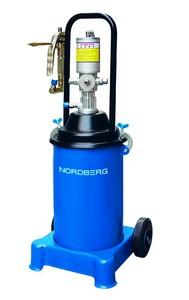 Установка пневматическая для раздачи густой смазки Nоrdberg NO5012