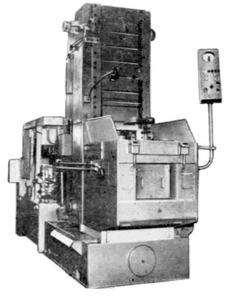 7734 - Полуавтоматы протяжные вертикальные для наружного протягивания