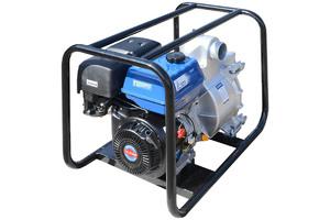 Мотопомпа бензиновая для грязной воды ТСС PGST80