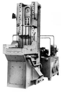 7Б74 - Полуавтоматы протяжные вертикальные для наружного протягивания