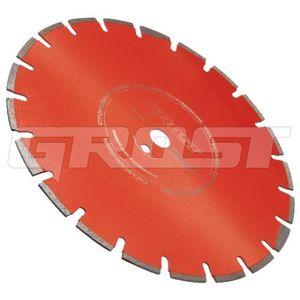 Диск для швонарезчика D350 мм (350*25.4*3.2*7) GrOSТ