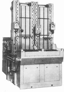 7В75D - Полуавтоматы протяжные вертикальные для наружного протягивания