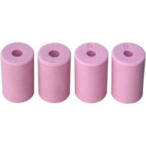 СОРОКИН Комплект керамических форсунок для пескоструйных камер 10.9, 10.11,  диаметр 6, 6, 7, 7мм