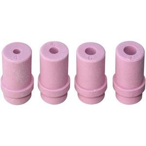 СОРОКИН Комплект керамических форсунок для пескоструйных камер 10.5, 10.8, диаметр 4,5,6,7мм