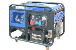 Дизель генератор TSS SDG 10000EH3 (электронная панель)