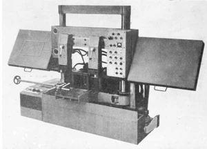 8544 -  Автоматы ленточнопильные