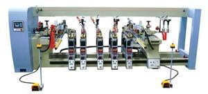 N 6, 7 - Сверлильно-присадочные станки (Общее количество шпинделей 132 / 154 шт ) Italmac, Италия