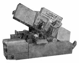 8Б543 -  Автоматы ленточнопильные