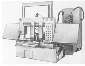 8Б545 -  Автоматы ленточнопильные