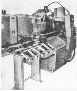 8Г663Ф2 - Автоматы отрезные кругопильные